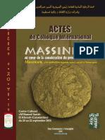 Actes colloque international Massinissa