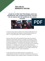 DIFICULTADES EN EL COMPORTAMIENTO SOCIAL
