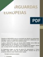 As Vanguardas Europeias (P2020)