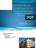 00 - Presentation du logiciel HECRas