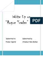 Rogue Trader Movie...