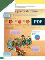 INFOGRAFÍA GUERRA DE TROYA