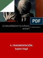 La sexualidad en la cultura actual 2a. parte