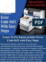 Epson Printer Error Code 0xf1 PPT NEW.pptx