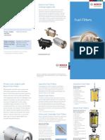Fuel Filter Brochure