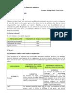 Tarea 1. Equilibrio ecologico y desarrollo sostenible Marilyn Benavides cta 31421249 seccion 1115