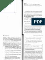 cap 7 Itzcovich- el estudio de la evaluación e matemática