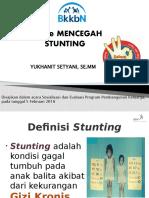 MATERI GENRE MENCEGAH STUNTING 2  (Nyigit)
