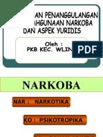 DAMPAK LAHGUN NARKOBA SMP 2 WLINGI 2015