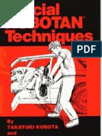 Official Kubotan Techniques