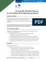 BSBITB511 - Assessment Task - 04