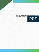 reglamento interno poder legislativo provincia del Chaco