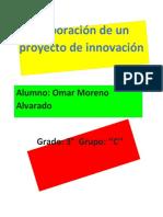 Características de un proyecto de innovación