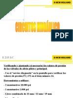 Circuitos hidráulico E215