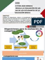 PPT_AT-RVM 094 EVALUACIÓN DE LOS APRENDIZAJES drelm.pptx