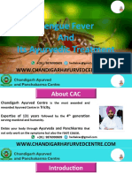 Dengue Fever and its Ayurvedic treatment.pptx