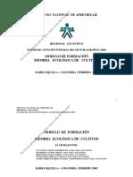 Modulo 2 Siembra de Cultivos Ecologicos