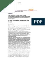 O jogo de espelhos de Sartre e Jean Genet - 19_10_2003