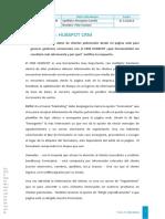 CASO CRM GESTION COMERCIAL Y DE MARKETING
