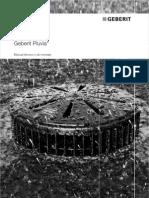 Geberit_Pluvia_Manual_técnico_y_de_montaje