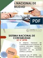 Sistema Nacional de Contabilidad 21.11.19
