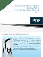 Suspension, Disbarment, Readmission.pdf