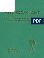 (Journal for the Study of the Old Testament Supplement Series 81) Mieke Bal - Anti-Covenant_ Counter Reading Women's Lives in the Hebrew Bible (Bible and Literature Series)-Sheffield Academic Press (1.pdf