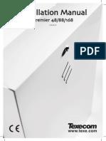 Premier 48 INST Manual