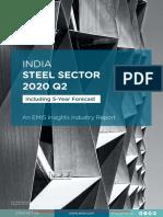 4 EMIS India Steel Sector.pdf