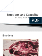 Emotions and Sexuality