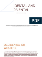 OCCIDENTAL-AND-ORIENTAL
