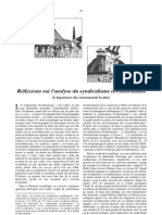 Bert Altena - Réflexions sur l'analyse du syndicalisme révolutionnaire (2010)