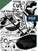 DOMENICONI - Circus Music (Two Guitars - Due Chitarre)