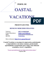 PERFIL COASTAL VACATIONS Y FOREX