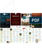 Programme 2011 de la Science se livre en Poitou-Charentes