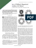Performance of halbach magnetized brushless ac motors.pdf