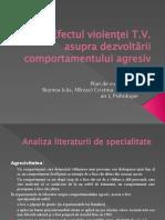 Efectul violenţei T.pptx