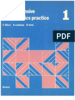 C. Oliver, A. Ledsham, R. Elvin - Comprehensive Mathematics Practice_ Bk. 1-Oxford University Press (1981)