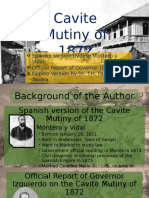 cavite mutiny