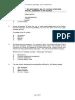 PB6 MSFS (Q  A Set 1) Final