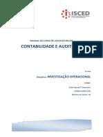 Manual de Investigação Operacional