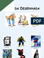 Banda Desenhada Point