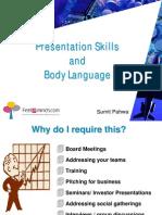 6 Presentation Skills and Body Language 66 Slides