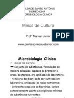 Micro Clin Meios de Cultura