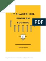 I 7 Pilastri del Problem Solving