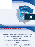 1 Philgeps Overview