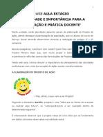 WEB AULA ESTÁGIO