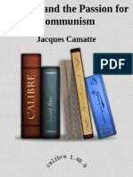 Bordiga and the Passion for Communism - Jacques Camatte
