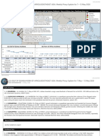U.S. Navy Office of Naval Intelligence HORN OF AFRICA/GULF OF GUINEA/SOUTHEAST ASIA Weekly Piracy Update for 7 - 13 May 2020