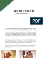 Felipe IV segunda parte